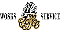 Wosks Coffee Service Logo
