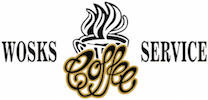 Logo For Wosks Coffee
